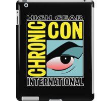 High Gear International Chronic Con - HGICC - Black iCases iPad Case/Skin