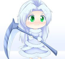 Crossbreed Priscilla Chibi anime by S4beR