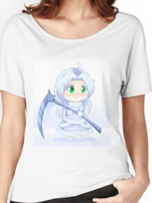 Crossbreed Priscilla Chibi anime Women's Relaxed Fit T-Shirt