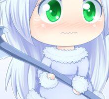 Crossbreed Priscilla Chibi anime Sticker