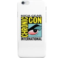 High Gear International Chronic Con - HGICC - White iCASES iPhone Case/Skin