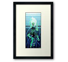 Steven Universe Malachite Framed Print
