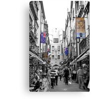 London Court Canvas Print