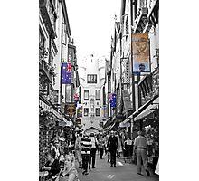 London Court Photographic Print
