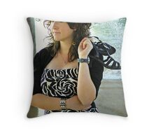 Summer Promo 24 Throw Pillow