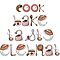 Cook, Bake, Taste, Celebrate by Mariya Olshevska