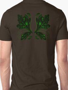 Green Fire Wings T-Shirt