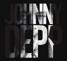 Johnny Depp by hannahollywood