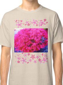 Fuschia bush Classic T-Shirt