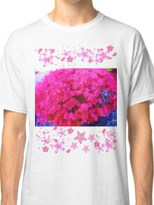 Fuschia bush Classic T-Shirt