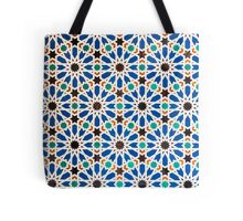 Seville Mosaic - totes, cases, prints Tote Bag