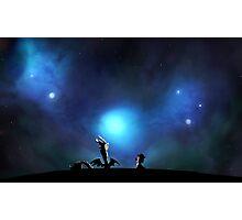 Nebulagazing Photographic Print