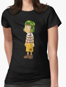 El Chavo Womens Fitted T-Shirt