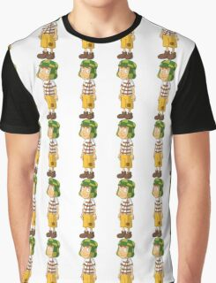 El Chavo Graphic T-Shirt