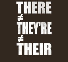 There-Their-They're by SgtGrammar