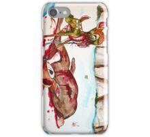 Zombi iPhone Case/Skin