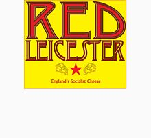 Red Leicester Unisex T-Shirt