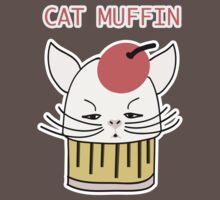 Cat Muffin Kids Clothes