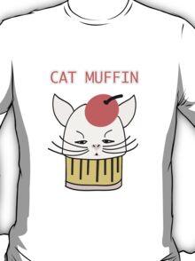 Cat Muffin T-Shirt