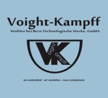 Voight Kampff - VK - Offworld Colonies One Piece - Short Sleeve