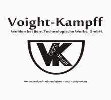Voight Kampff - VK - Offworld Colonies Kids Clothes