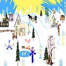 The Winter Wonder Land by ArtChances