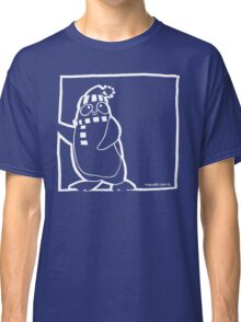 Penguin White Classic T-Shirt