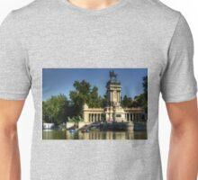 Monument in Buen Retiro Park Unisex T-Shirt