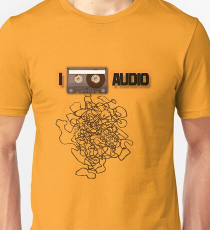 I [ANALOG] AUDIO Unisex T-Shirt