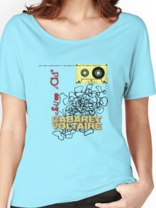 club dada - cabaret voltaire [tape spaghetti] Women's Relaxed Fit T-Shirt