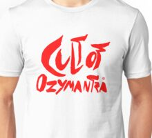 Cult of Ozymantra - Red Unisex T-Shirt