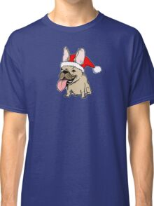 Frenchie Clause French Bulldog Classic T-Shirt