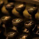 Typewriter by anorth7