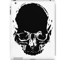 BLACK DEATH iPad Case/Skin