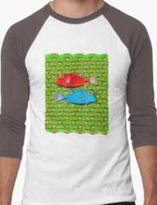 red fish - blue fish T-Shirt