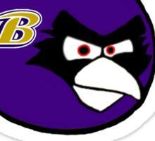 The Original Angry Bird Sticker