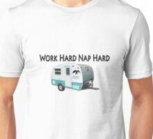 Work Hard Nap Hard Unisex T-Shirt