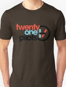 Twenty One Pilots - Title T-Shirt