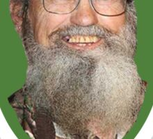 Uncle Si Sticker