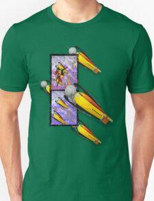 space ship invasion squadron T-Shirt