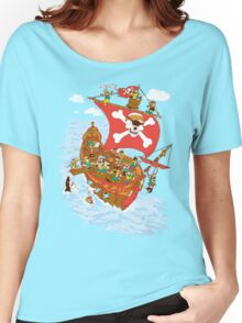 Why Cyclops Should Never Be Pirates Women's Relaxed Fit T-Shirt