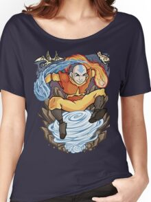 Avatar of the Air Nomads Women's Relaxed Fit T-Shirt