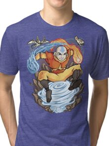 Avatar of the Air Nomads Tri-blend T-Shirt