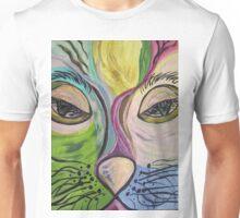 Flirty Feline - Oh Those Cat Eyes! Unisex T-Shirt
