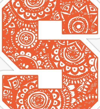 Syracuse Doodle Sticker
