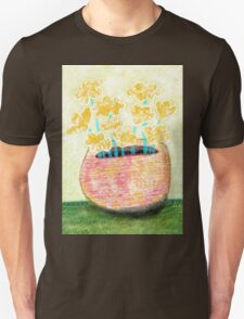 Wall art print Flower Vase C T-Shirt