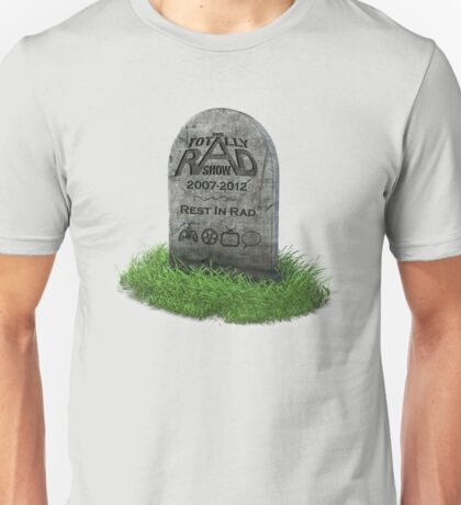Rest In Rad Unisex T-Shirt