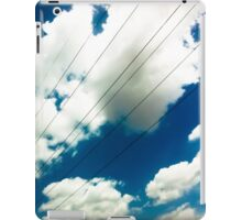 Lines and The Blue Sky [ iPad / iPod / iPhone Case ] iPad Case/Skin