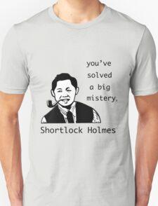Shortlock Holmes Unisex T-Shirt