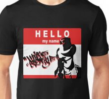 """Hello Q- """"this is my style"""" Unisex T-Shirt"""